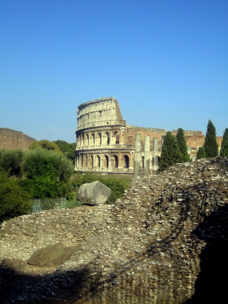 Colosseum ruins 1