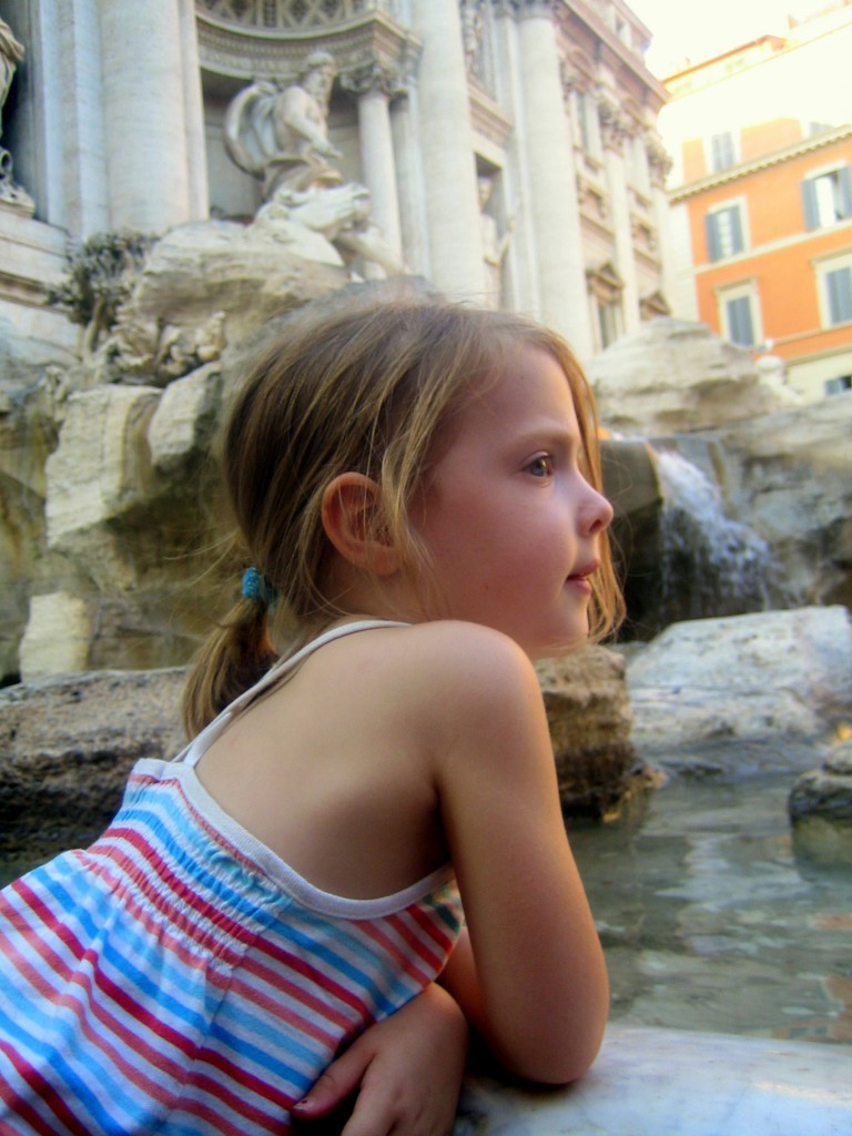 Gorgeous Natalie of Trevi