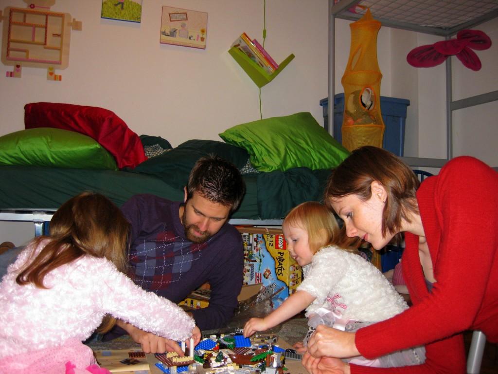 Family Legostavaganza