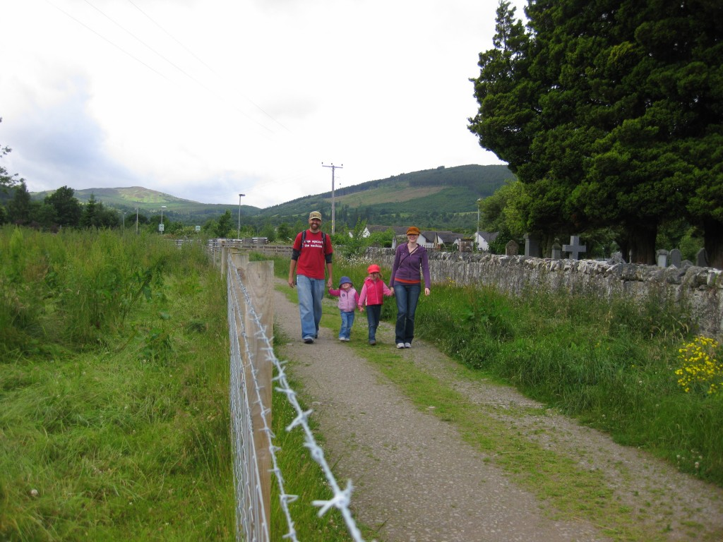Bravely venturing onto the 'unofficial' path
