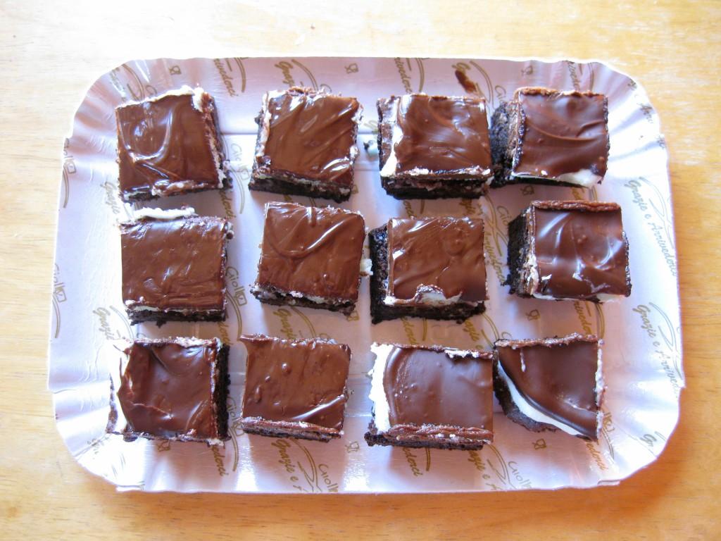 Brownie-making - 10