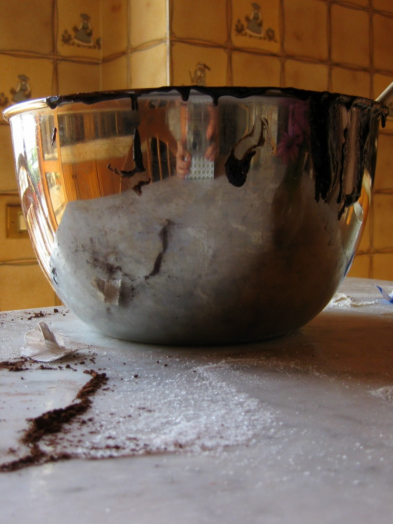 Brownie-making - 7