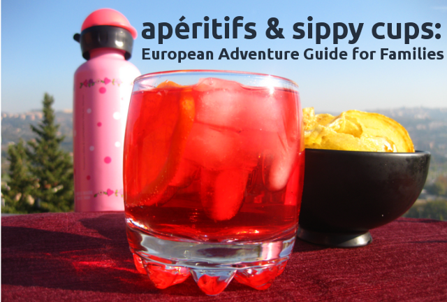 Aperitifs and Sippy Cups