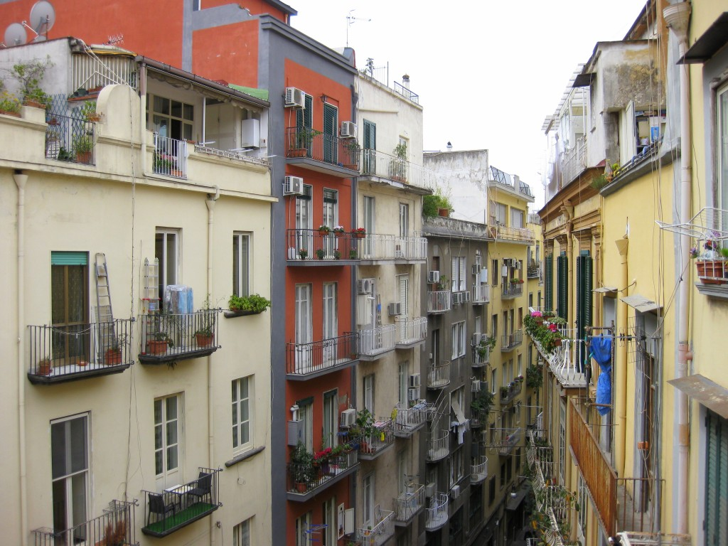 The Spanish Quarter of Naples
