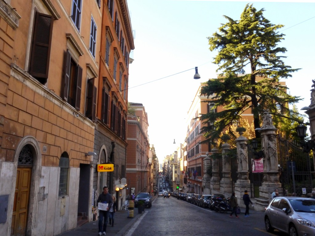 Roman streets - 6