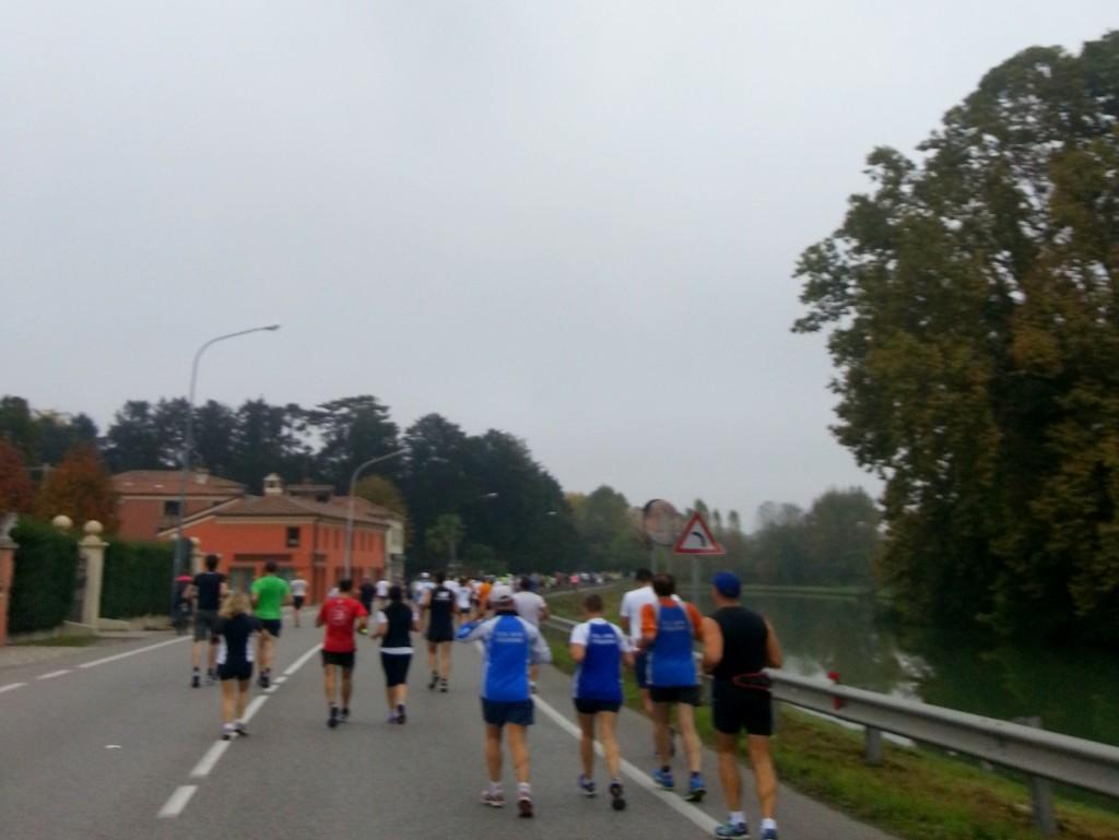 Marathon - First 5K