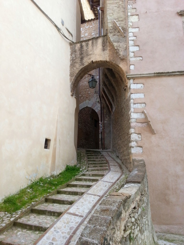 Unknown archway