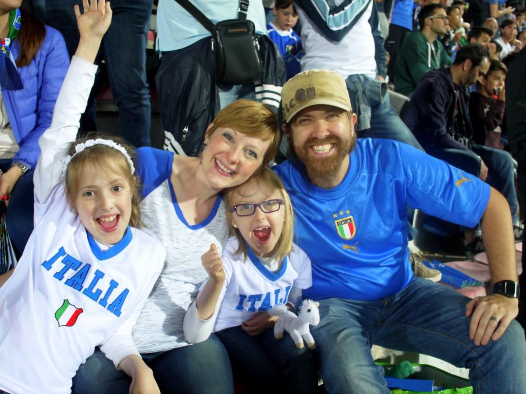 Italian soccer game 2