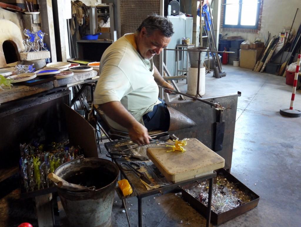 Maestro Giuliano at work 2