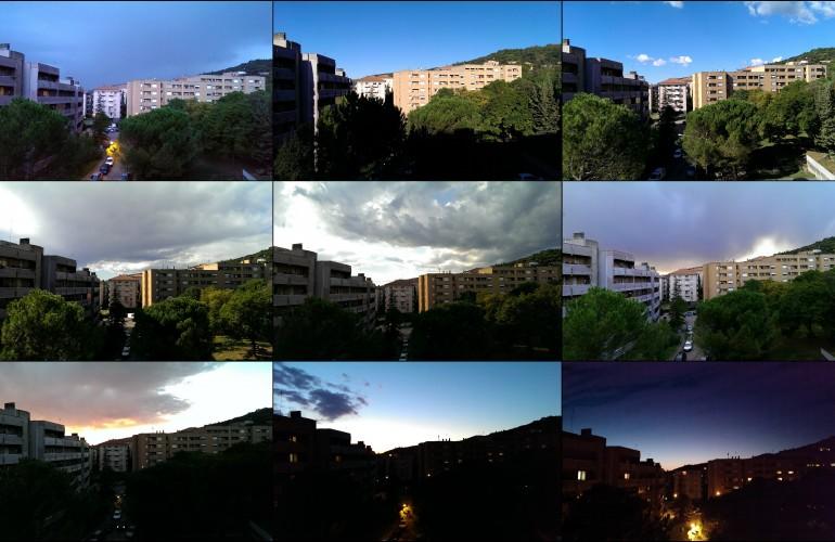 One Day 2014 sky